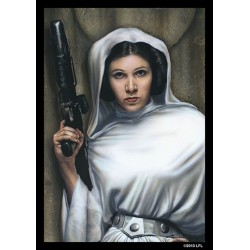 Koszulki Art Sleeves - Princess Leia