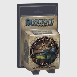 Descent 2nd Ed: Splig Lieutenant