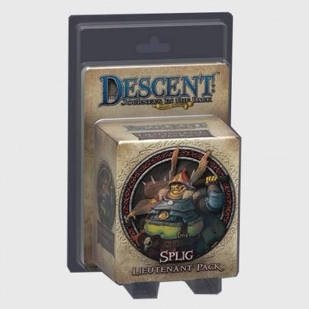 Descent 2nd Ed: Splig Lieutenant