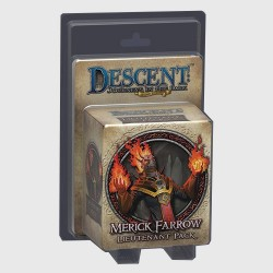 Descent 2nd Ed: Merick Farrow