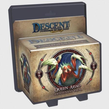 Descent 2nd Ed: Queen Ariad Lieutenant