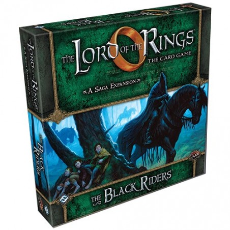 The Lord of the Rings: Black Riders