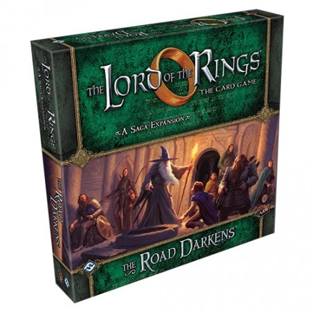 The Lord of the Rings: Road Darknes