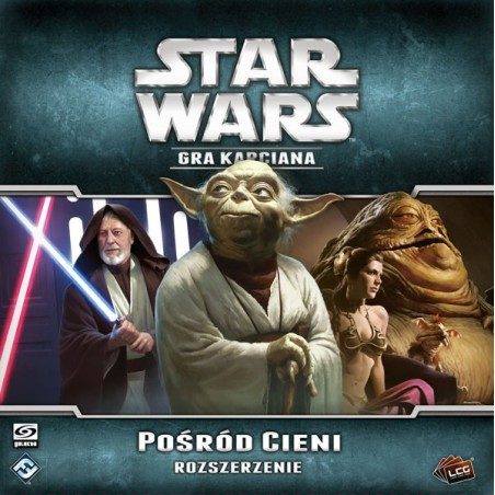 Star Wars LCG - Pośród Cieni