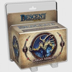 Descent 2nd Ed: Gargan Mirklace Lieutenant (demonic form)