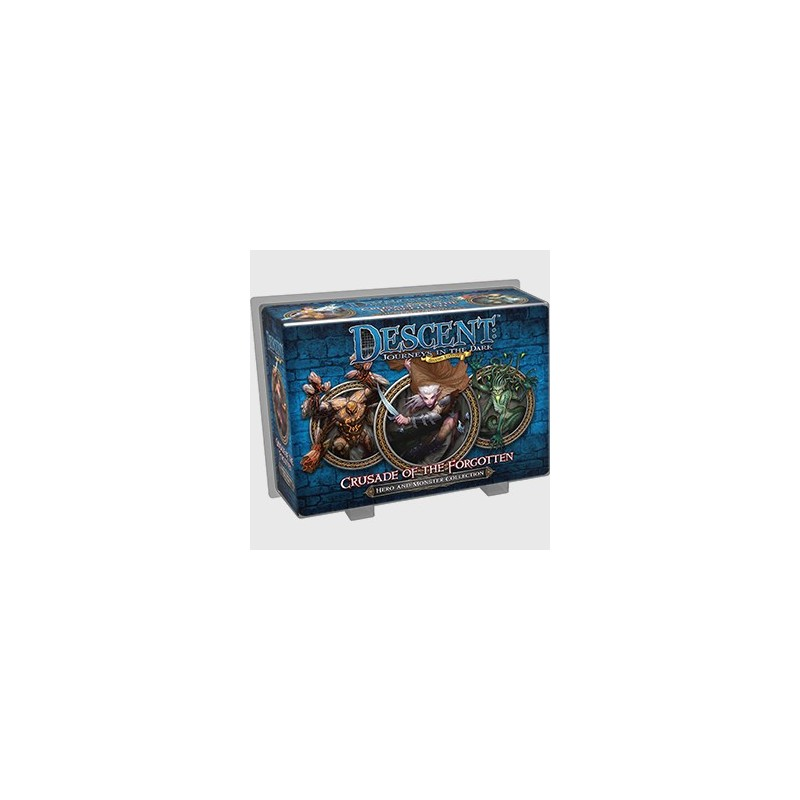 Descent Crown of Destiny Hero and Monster Collection