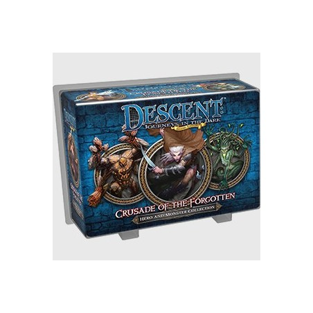 Descent Crusade of the Forgotten Hero and Monster Collection