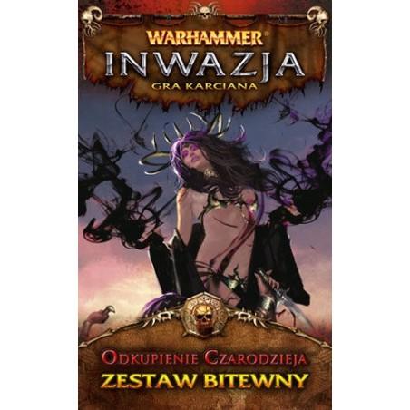 Warhammer: Inwazja - Odkupienie Czarodzieja