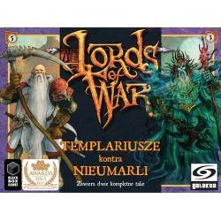 Lords of War: Władcy Wojny – Jaszczuroludzie kontra Elfy