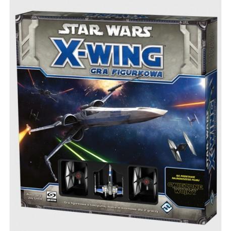 X-Wing Gra Figurkowa - Zestaw Podstawowy