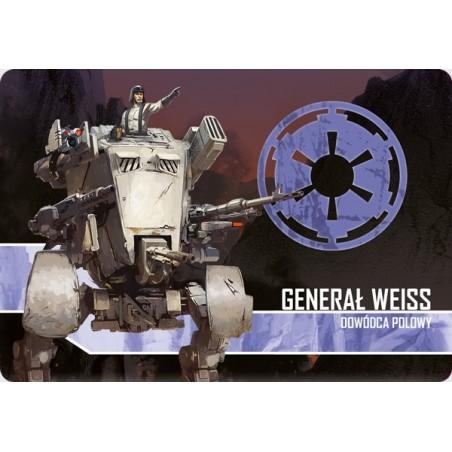 Generał Weiss, Dowódca polowy – zestaw przeciwnika