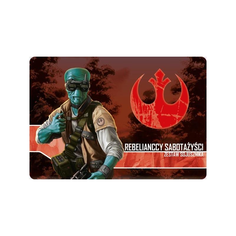 Rebelianccy żołnierze – zestaw sojusznika