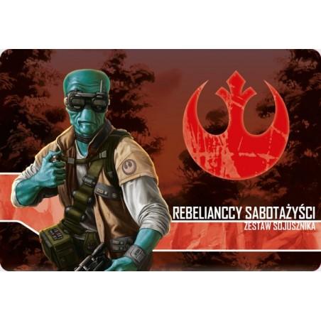 Rebelianccy sabotażyści – zestaw sojusznika