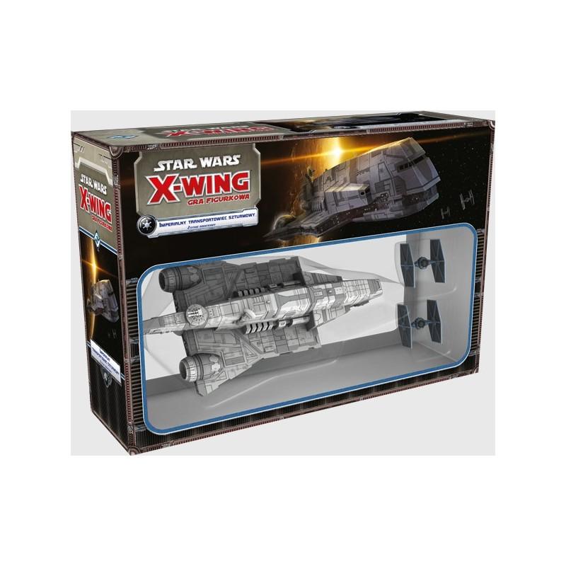 X-wing – Imperialna korweta typu Raider