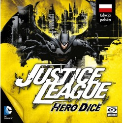 Justice League: Hero Dice Superman