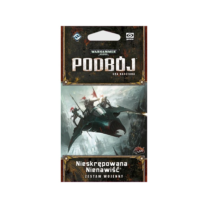 Warhammer 40 000: Podbój – Cykl Upadku – Wyrok Zniszczenia