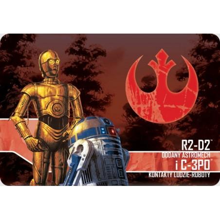 R2-D2, Oddany astromech i C-3PO, Konktakty ludzie-roboty