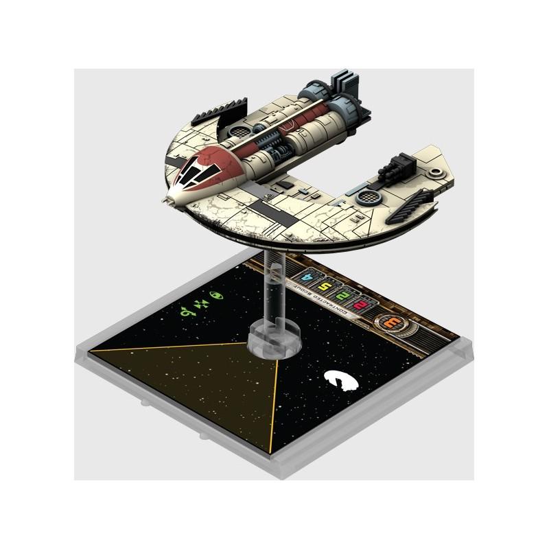 """X-Wing: Zestaw dodatkowy """"Łowca z Mgieł"""""""