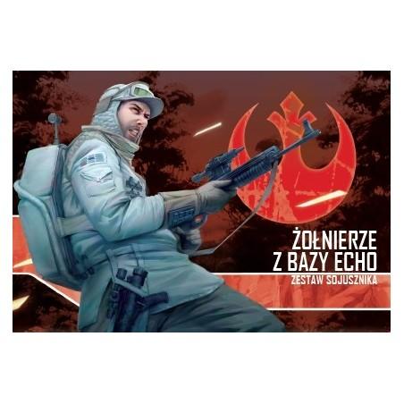 Żołnierze z Bazy Echo - zestaw sojusznika