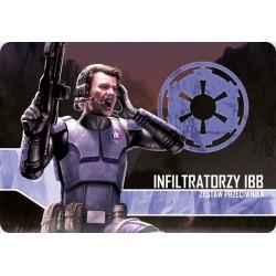 Infiltratorzy IBB - zestaw przeciwnika