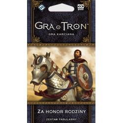 Gra o Tron: Gra karciana – Za honor rodziny