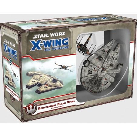 X-Wing – Bohaterowie Ruchu Oporu