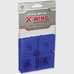 X-Wing: czerwone podstawski i koumny