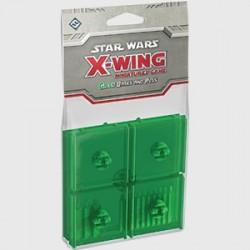 X-Wing: niebieskie podstawki i koumny