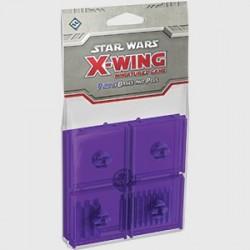 X-Wing: zielone podstawki i koumny