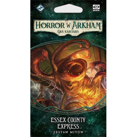 Horror w Arkham LCG: Essex County Express