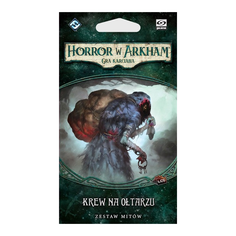 Horror w Arkham LCG: Essex County Express