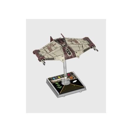 X-Wing: Zestaw dodatkowy Bombowiec Scurrg H-6