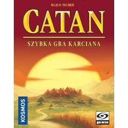 Osadnicy z Catanu - Szybka gra karciana USZKODZONE