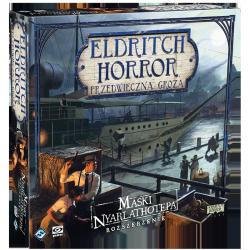 Eldritch Horror: Maski...