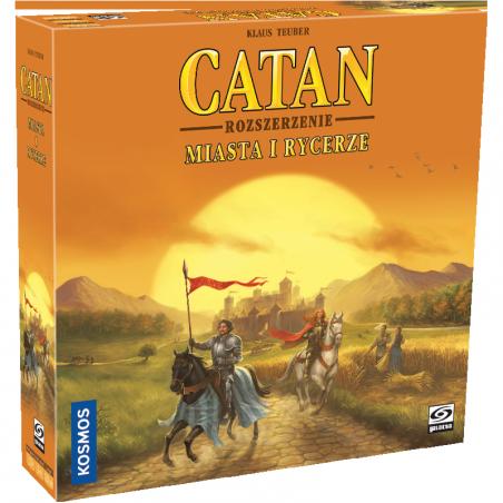 Catan: Miasta i Rycerze