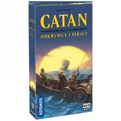 Catan: Odkrywcy i Piraci –...
