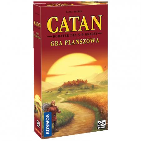 Catan: Gra planszowa – Dodatek dla 5-6 graczy