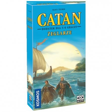 Catan: Żeglarze – Dodatek dla 5-6 graczy