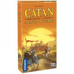 Catan: Miasta i Rycerze –...