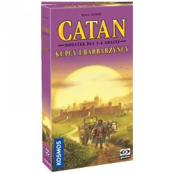 Catan: Kupcy i Barbarzyńcy...