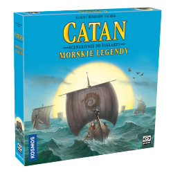 Catan: Morskie legendy -...
