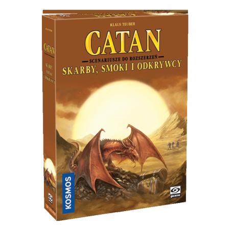 Catan: Skarby, Smoki i Odkrywcy - Scenariusz