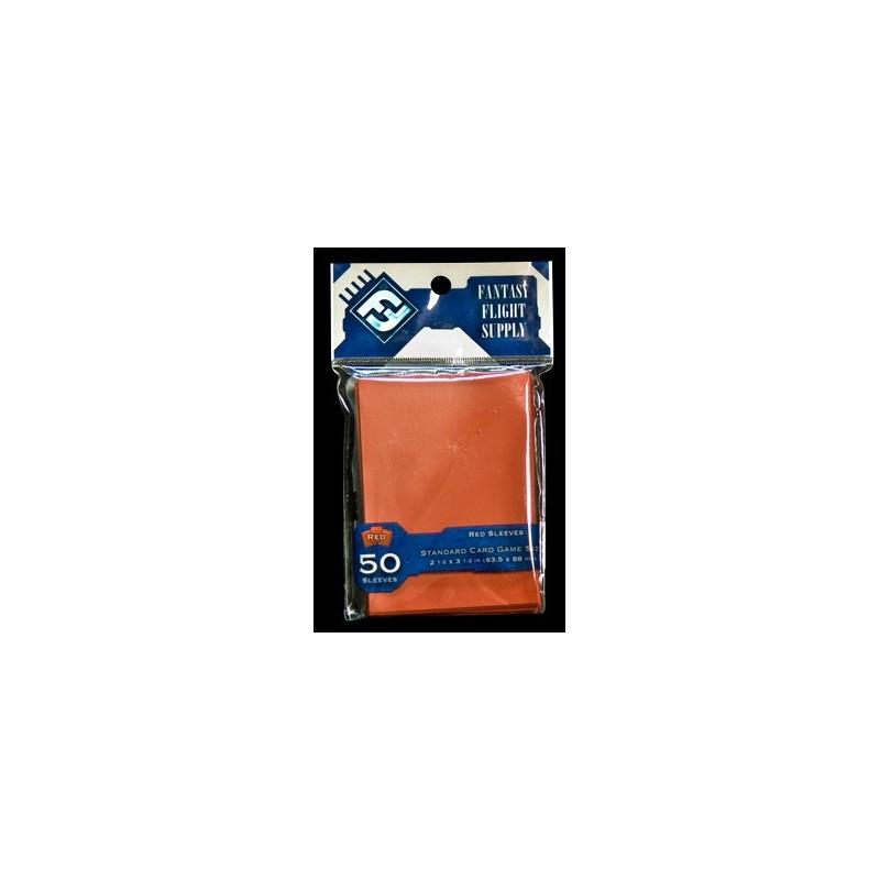 Koszulki Standard Card Game - Czerwone