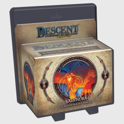 Descent 2nd Ed: Valyndra...