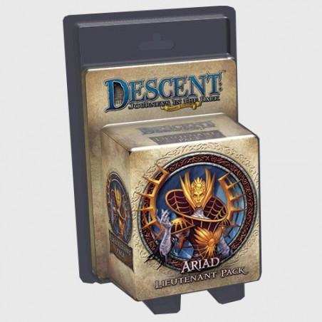 Descent 2nd Ed: Ariad Lieutenant