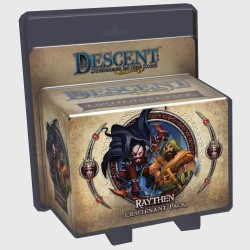 Descent 2nd Ed: Raythen...