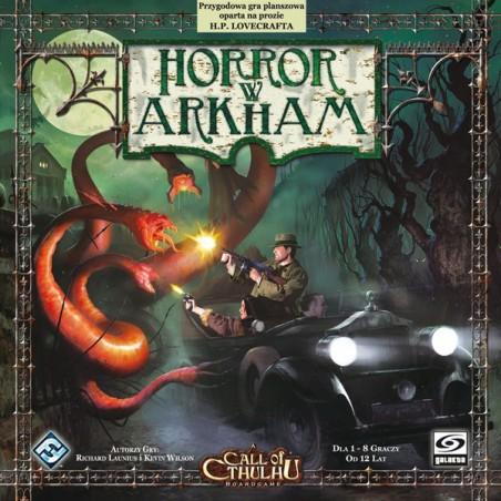 Horror w Arkham