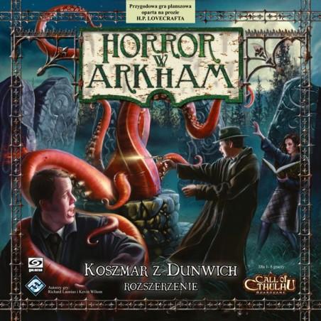 Horror w Arkham - Koszmar z Dunwich