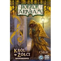 Horror w Arkham - Król w Żółci