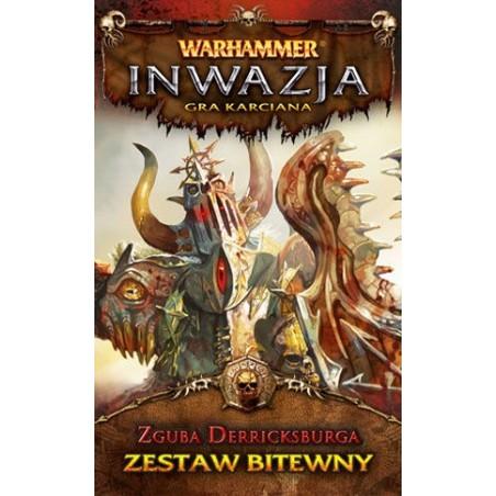 Warhammer: Inwazja - Zguba Derricksburga.
